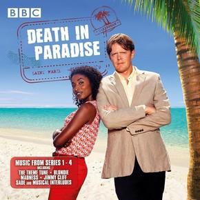 музыка, песни Смерть в раю. Сезон 1- 4