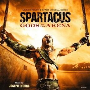 музыка, песни Спартак: Боги арены