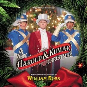 музыка, песни Убойное Рождество Гарольда и Кумара