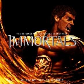 музыка, песни Война Богов: Бессмертные