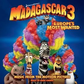 музыка, песни Мадагаскар 3