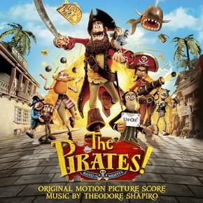 музыка, песни Пираты! Банда неудачников
