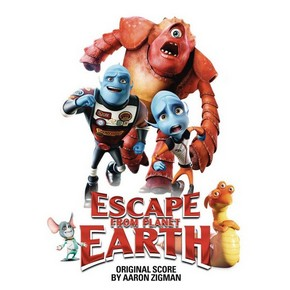 Escape from Planet Earth 2013  IMDb