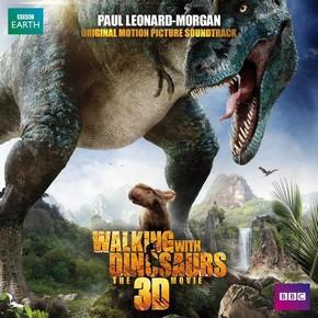 музыка, песни Прогулки с динозаврами 3D