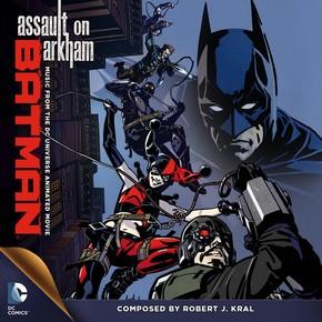 музыка, песни Бэтмен: Нападение нате Аркхэм