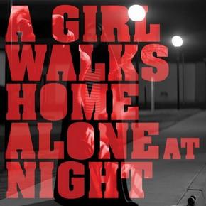 музыка, песни Девушка возвращается одна ночью домой