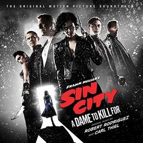 музыка, песни Город грехов 2: Женщина, ради которой стоит убивать