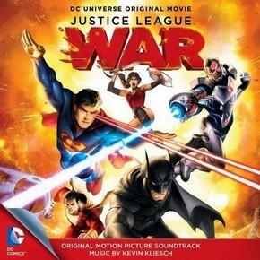 музыка, песни Лига справедливости: Война