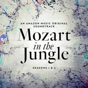 музыка, песни Моцарт в джунглях. Сезон 1, 2
