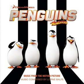 музыка, песни Пингвины Мадагаскара
