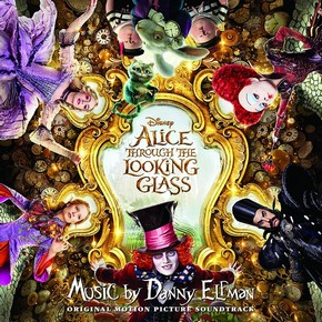 музыка, песни Алиса в Зазеркалье