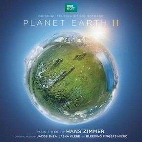 музыка, песни BBC: Планета Земля 2