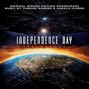 саундтрек День независимости 2: Возрождение