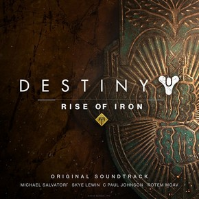 музыка, песни Destiny: Rise of Iron