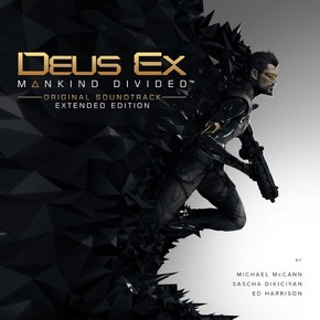 музыка, песни Deus Ex: Mankind Divided