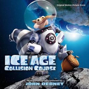 музыка, песни Ледниковый период 5: Столкновение неизбежно