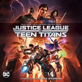 музыка, песни Лига Справедливости против Юных Титанов