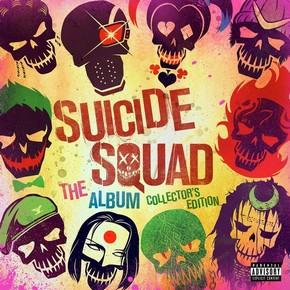 саундтрек Отряд самоубийц