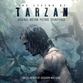 саундтрек Тарзан. Легенда