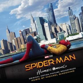 саундтрек Человек-паук: Возвращение домой