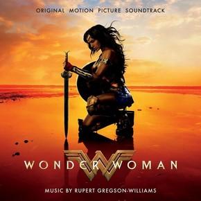 саундтрек Чудо-женщина