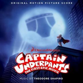 музыка, песни Капитан Подштанник: Первый эпический фильм