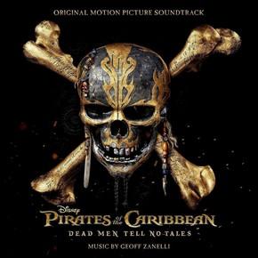 музыка, песни Пираты Карибского моря 5: Мертвецы не рассказывают сказки
