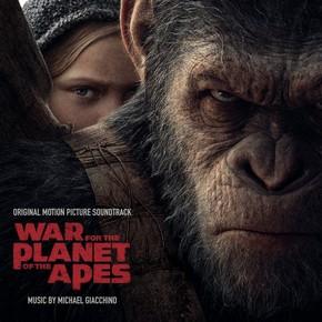 саундтрек Планета обезьян: Война