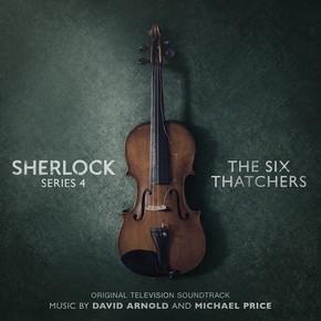 саундтрек Шерлок. Сезон 4: Шесть Тэтчер