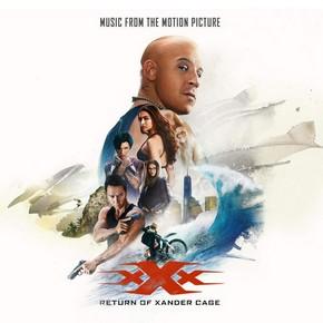 саундтрек Три икса 3: Мировое господство