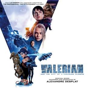 саундтрек Валериан и город тысячи планет